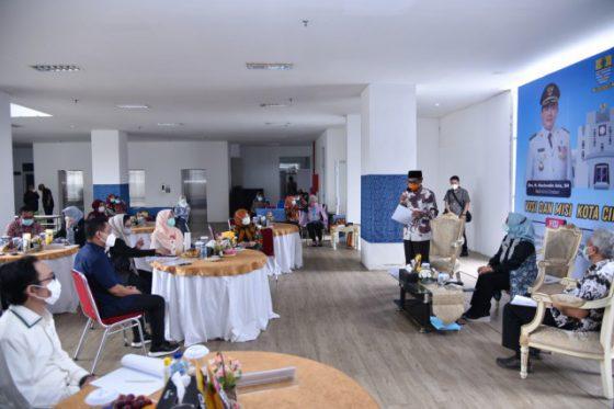 Komisi X Pastikan Kota Cirebon Dapat Pojok Baca Digital Tahun 2021