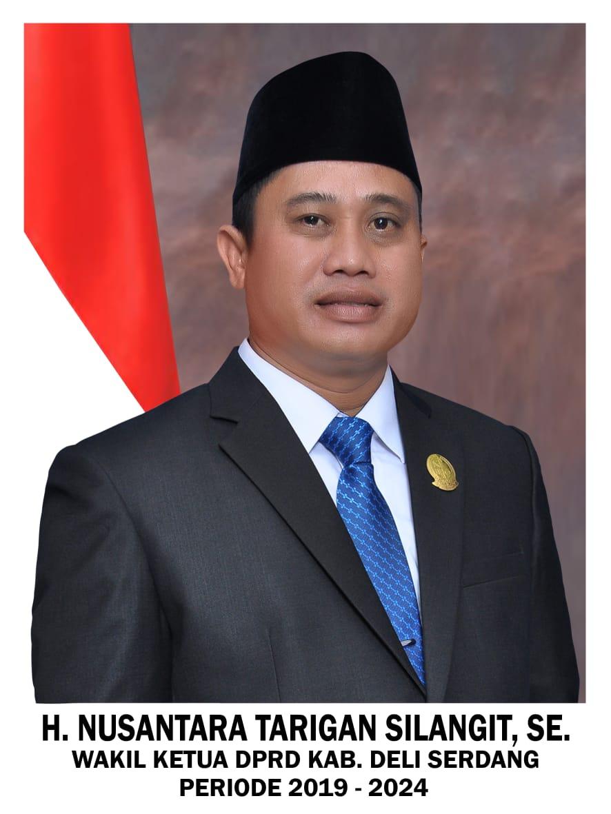 H. Nusantara Tarigan Silangit, S.E