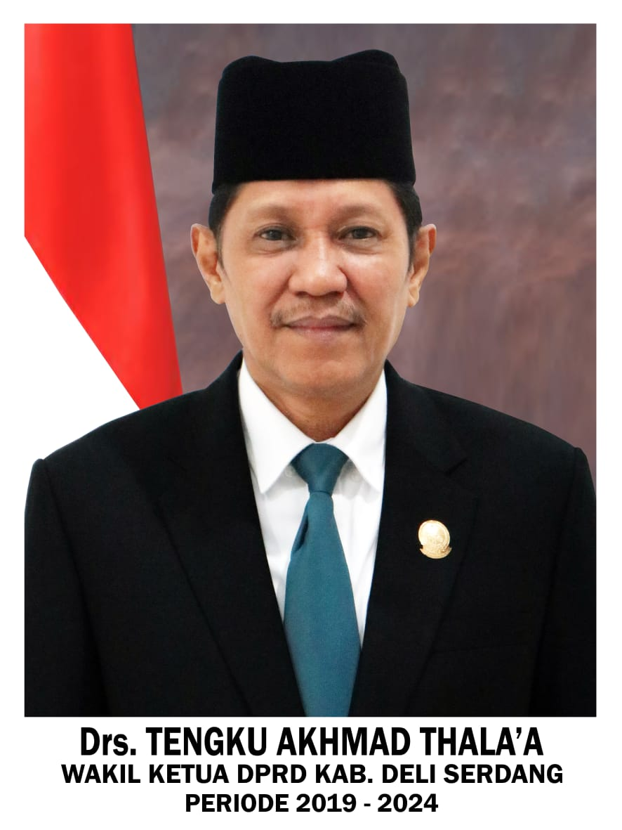 Drs. Tengku Akhmad Thala'a